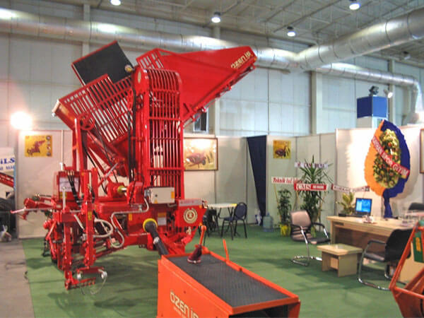 2007 Konya Agricultural Machinery Fair