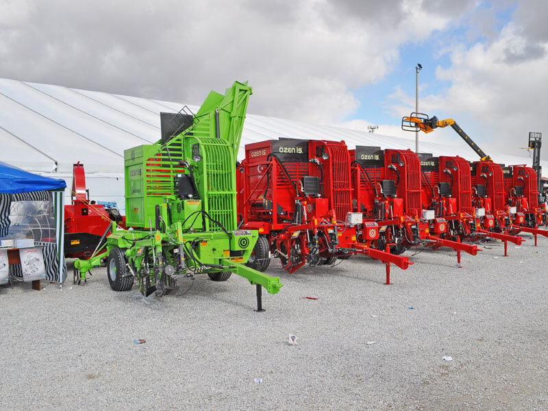 2012 Konya Agricultural Machinery Fair