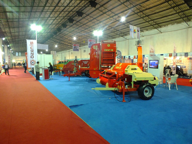 2013 Aydın Agricultural Machinery Fair