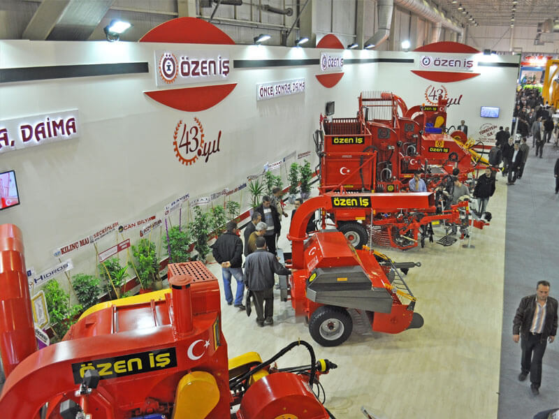 2013 Konya Agricultural Machinery Fair
